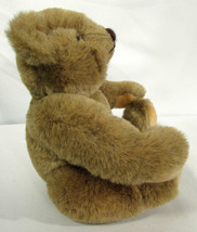 Vintage Teddy Bear Jointed 1982 Gund Bialosky 11 Inches - $9.89