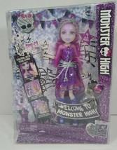 Monster High Singing Popstar Ari Hauntington  NOS Will Need New Batteries - $15.99