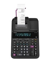Casio Office Products DR-120R Full-Sized Printing Calculator, Black - $81.90