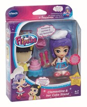 VTech, Flipsies,clementine,cake stand Set ,educational,toy,accessories,g... - $15.00