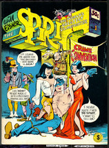 Spirit #1, Kitchen Sink 1973, - 2nd printing, Will Eisner, reprints from... - $14.25