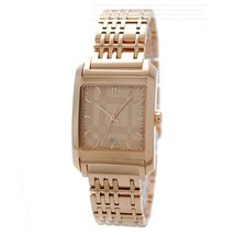 Burberry Bu1578 Women's Rose Gold Tone Stainless Steel Watch - $491.00 CAD