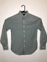 Polo Ralph Lauren Men's Classic Fit Polka-Dot Shirt Light Green Size XS ... - $19.99
