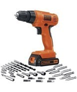 Black & Decker Drill Driver Electric Cordless D... - $94.64
