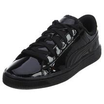 Puma Basket Classic Patent Jr Big Kids Style : 362246 - $62.00