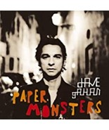 Paper Monsters by Dave Gahan Cd - $10.50