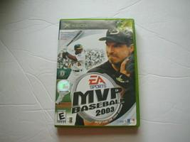 MVP BASEBALL 2003 (Microsoft Xbox) ORIGINAL XBOX  EA SPORTS - $5.93