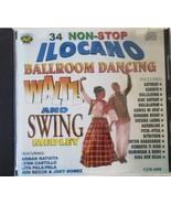 34 Non-Stop ILOCANO Ballroom Dancing Waltz & Swing Medley Philippine Tag... - $14.95