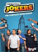 Impractical jokers season 1 3 one three dvd bundle  2  disc 2016  1 2 3 new5 thumb200