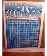 Motor Handbook 68th Edition 1985-91 Specs for Domestic and Imported Cars... - $8.99