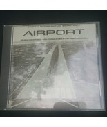 Airport Original Movie Soundtrack CD Alfred Newman 1970 Varese Sarabande... - $49.49