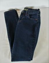 OLD NAVY womens THE SWEETHEART Sz 00 W24 L29 blue denim dark wash jeans ... - $16.95