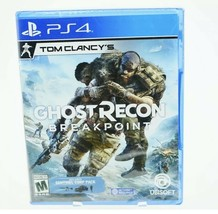 Tom Clancy's Ghost Recon Breakpoint: Playstation 4 [Brand New] PS4 - $19.93