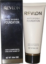 60ml Revlon Foundation invisible white Tender Peach New Complexion makeup* - $12.89