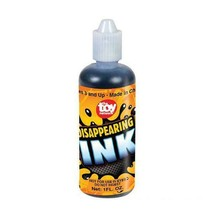 Disappearing Ink - $4.99