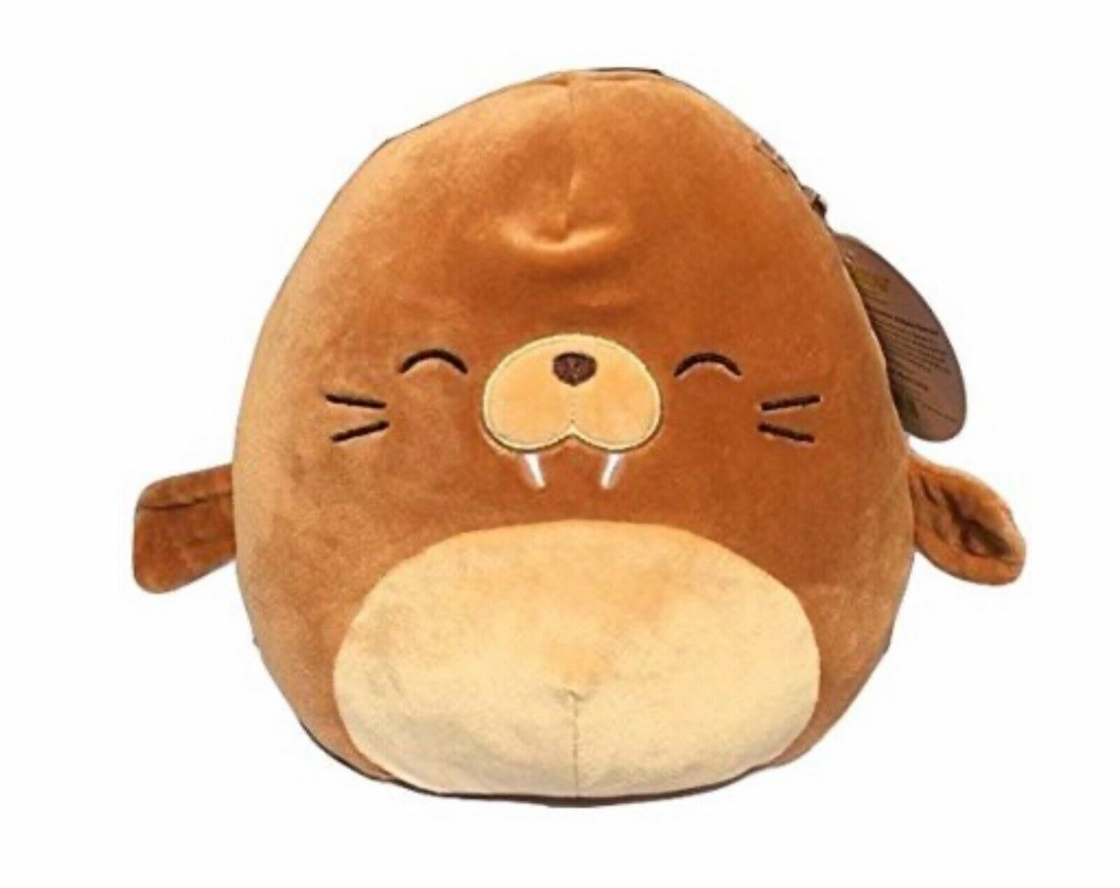 "Primary image for Squishmallows 8"" Sea Lion Super Soft Plush Toy Teddy Bear"