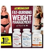 The Ultimate Fat-Burning Weight Management System - Keto + Garcinia + Fo... - $45.00
