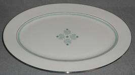"Lenox CHARMAINE PATTERN Medium 16"" Oval Turkey or Serving Platter MADE I... - $79.19"