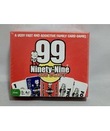 99 Ninety Nine Or Bust Family Card Game by Legendary Games (Brand New) - $7.43
