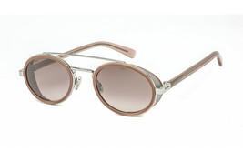 NEW Jimmy Choo TONIE-S-0TJV-NQ Pink/Silver Sunglasses - $103.55