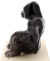 Hagen-Renaker Miniature Ceramic Wildlife Figurine Silverback Gorilla image 3