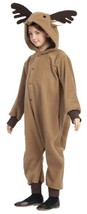 RG Costumes 40388 Funsies' Reindeer, Child Small/Size 4-6, Brown/Tan - $22.37