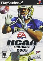NCAA Football 2005 - Playstation 2 [Used] - $7.42