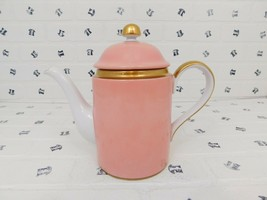 Fitz and Floyd Renaissance Peach Teapot / Coffee Pitcher  - $62.17