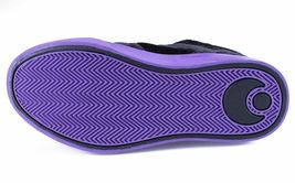Osiris Raider Womens RAIDER Sneakers Purple and Black 5 B(M) US image 6