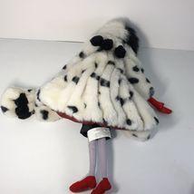 "Disney 101 Dalmatians Villain Plush CRUELLA DE VIL Doll -- 18"" H image 6"