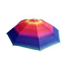GEANBAYE Adult and Kids Golf Folding Umbrella Hats Rain Hats (Colors2) - $22.09