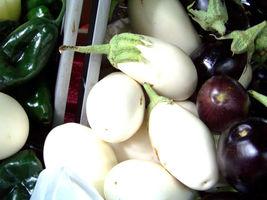 Eggplant, White Casper, Rare Heirloom, 10 Seeds - $9.86