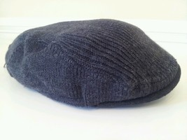 38647e3c82f S l1600 thumb200 NEW Van Heusen Ivy Golf Driver Cabbie Flat Cap Hat Knit  Gray Driving One Size ...