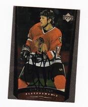 Chad Kilger Autographed Card 1998-99 Upper Deck Chicago Blackhawks - $3.98