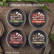 Beard Balm - Classic Unscented - 100% Natural - Premium Wax Blend with Nutrient  image 6