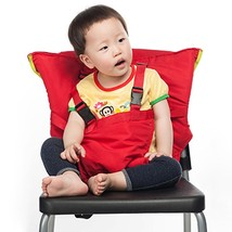 Baby Portable Seat Kids Feeding Chair for Child Infant Safety Belt boost... - $27.76