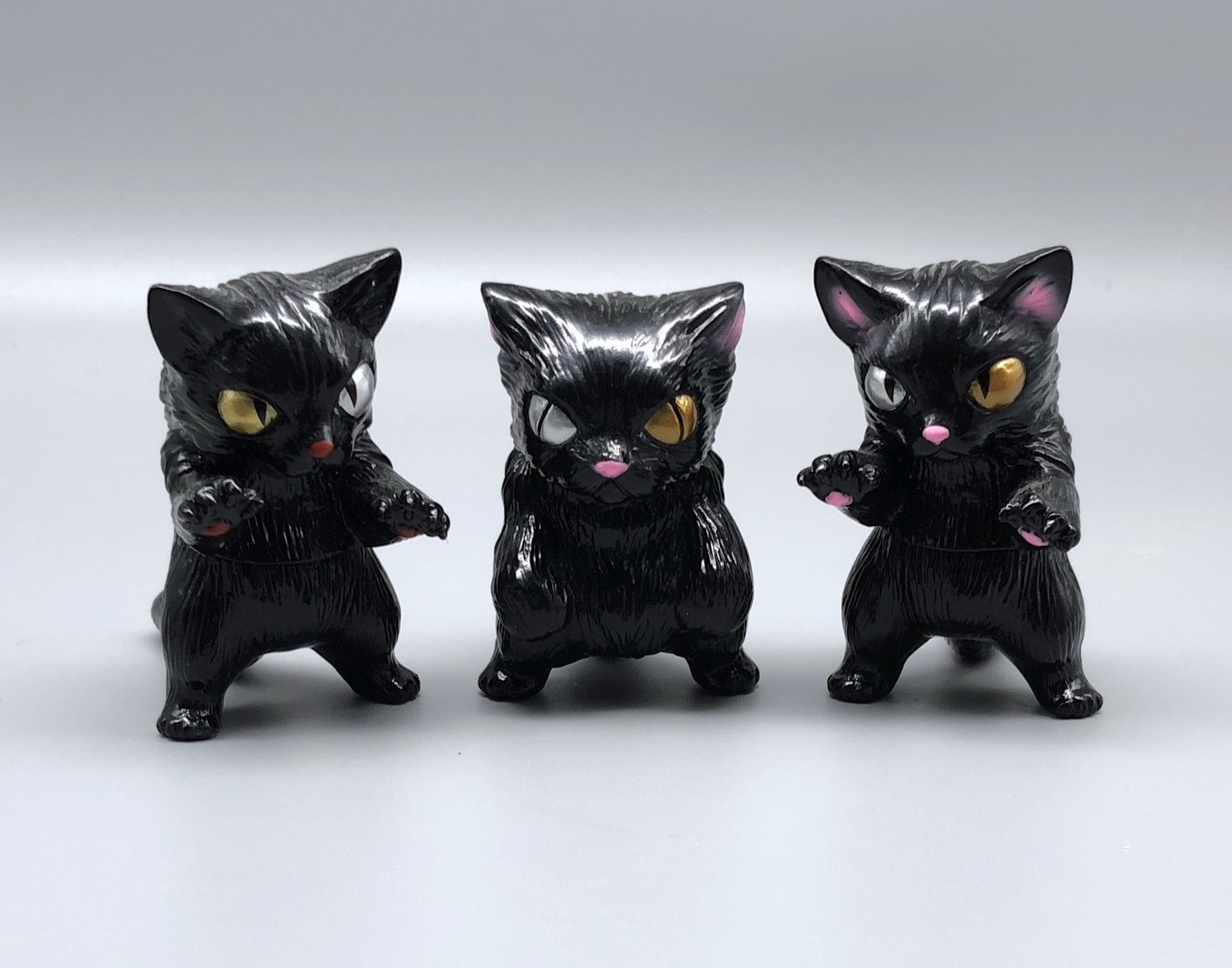 Max Toy Monster Boogie Black Cat Set