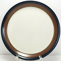 "Mikasa Fire Song Salad Plate 8"" Stoneware Potters Art PF003 - $9.90"