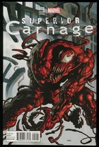 Superior Carnage 2 Variant Comic Ltd 1 for 25 Rafa Garres cover art Spider-Man - $199.00