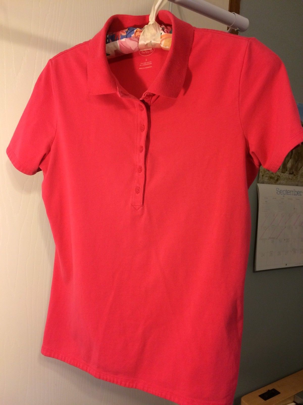 12cb9beebaafa6 SHIRT TALBOT Fashion Pink Polo Top Blouse and 50 similar items
