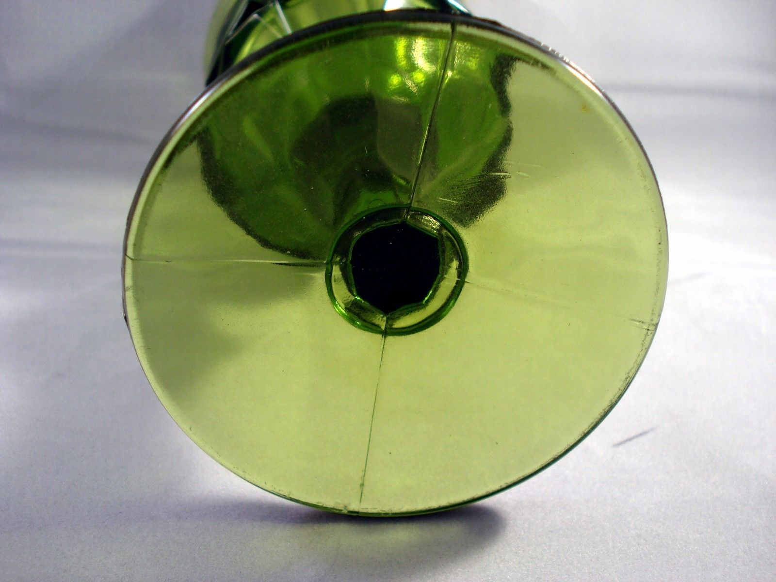 Constellation Green by INDIANA GLASS Water Goblet