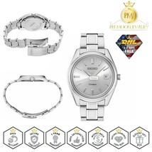 SEIKO SUR369 Watch Quartz Sapphire Titanium Grey Strap Men's Gift - $169.75
