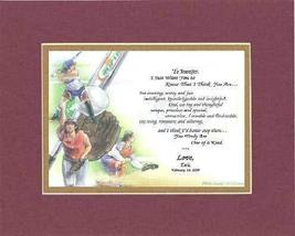Personalized Touching and Heartfelt Poem for Loving Partners - To [XXXXX... - $22.72