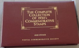 The 1930s U.S. Commemorative Stamp Issues - POSTAL STAMP COLLECTION WITH... - $197.99