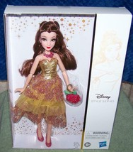 "Disney Style Series BELLE 11"" Doll New - $26.61"