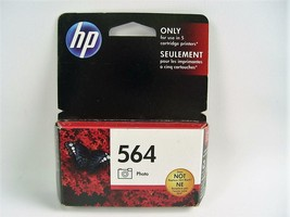 564 PHOTO ink HP PhotoSmart D7560 D7500 D5468 D5463 D5460 D5445 D5400 pr... - $19.75