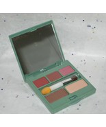 Clinique Lip & Eye Palette with Orchid Shimmer, Creamy Nude & Peach Pop ... - $28.50