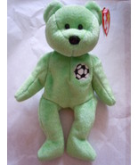 Ty Beanie Baby Kicks Bear 1998 - $5.99