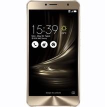 "ASUSZenFone 3 Deluxe 5.5"" ZS550KL 32GB Smartphone Unlocked, Glacier Silver - $373.23"