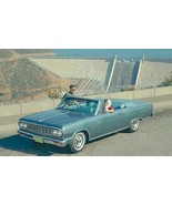 1964 Chevy Malibu Hoover Dam poster | 24x36 Inch | Awesome! - $21.77